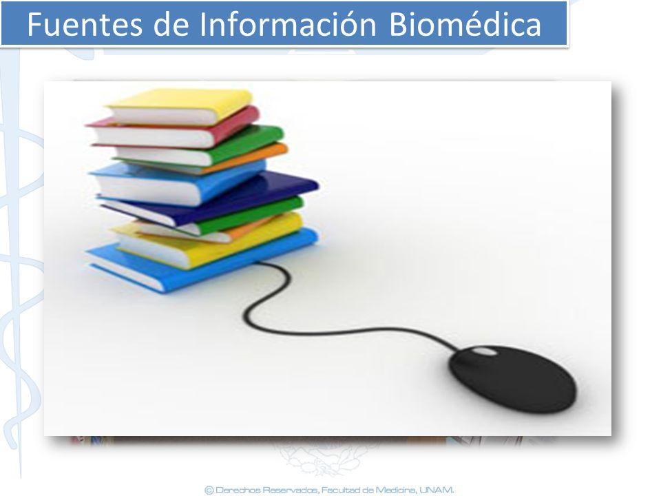 Fuentes de Información Biomédica