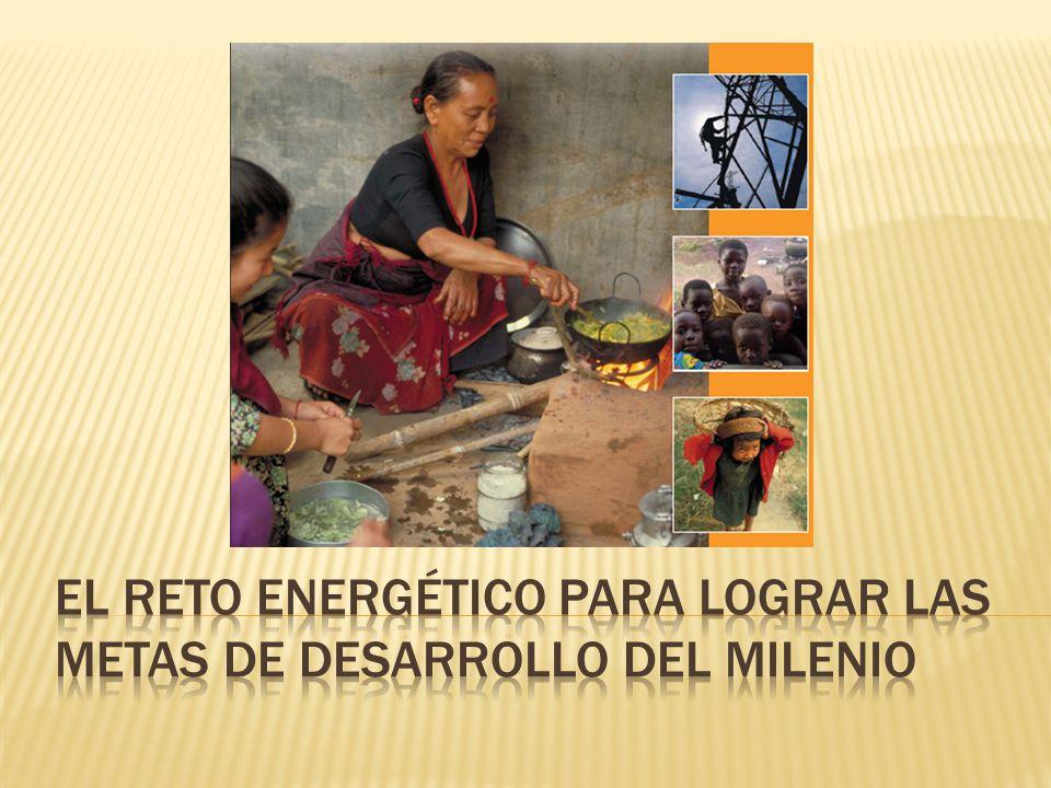Recomendaciones específicas para vincular la producción y el acceso a los servicios de energía con los programas de reducción de pobreza y las campañas y estrategias nacionales de desarrollo.