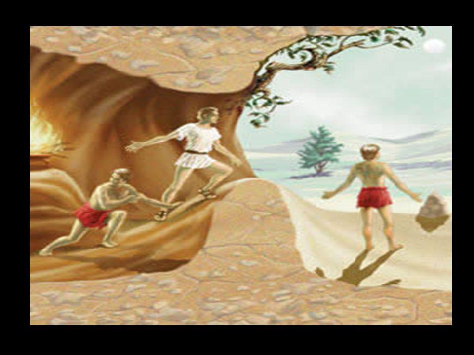 Al salir de la caverna se debe entender qué son los sonidos que aturden a los seres al estar dentro de ella.