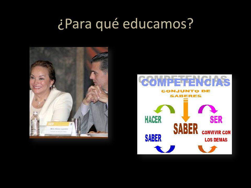 El Sistema Educativo Mexicano que está inmerso en el mundo del neoliberalismo y la globalización, encadenado de pies y cabeza a través de diversos tratados internacionales.