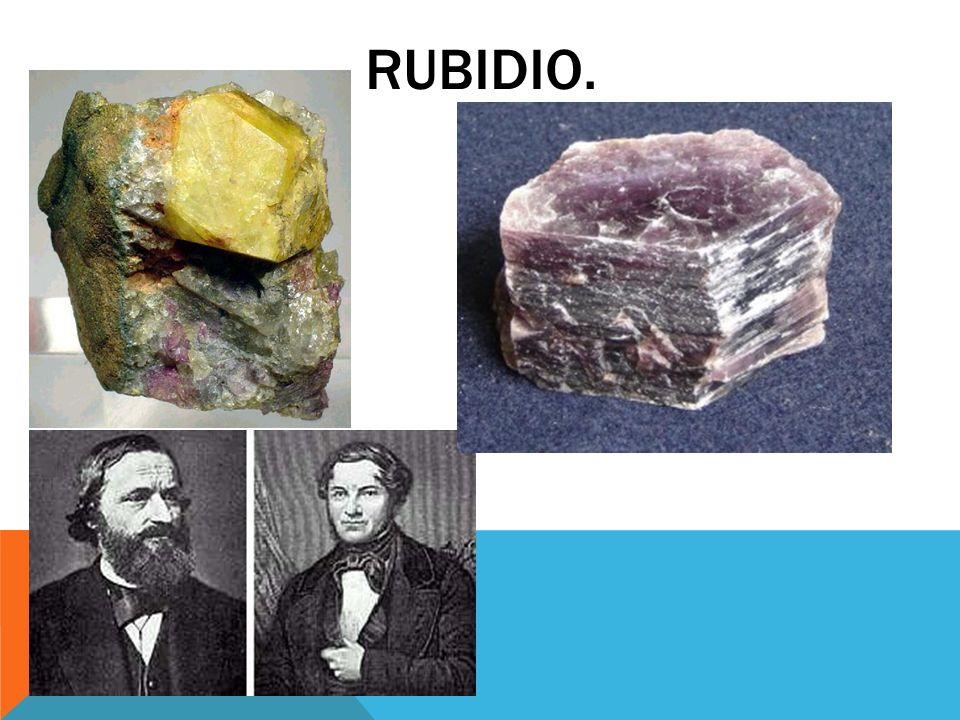 RUBIDIO.