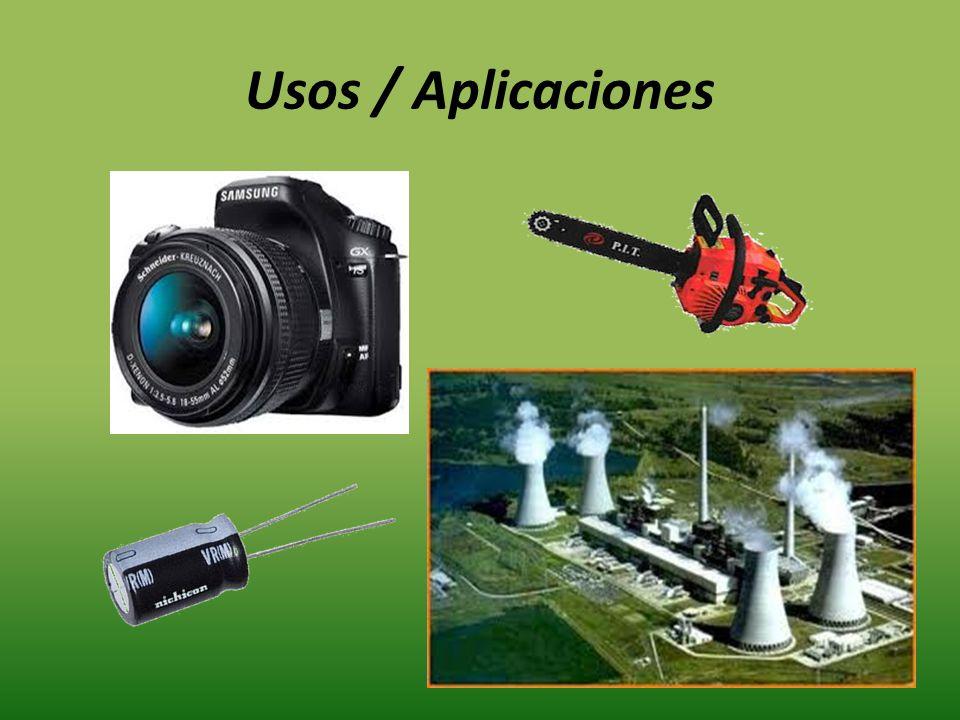 Usos / Aplicaciones
