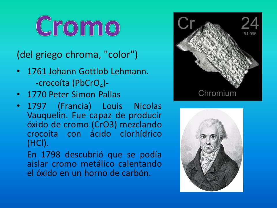 (del griego chroma,