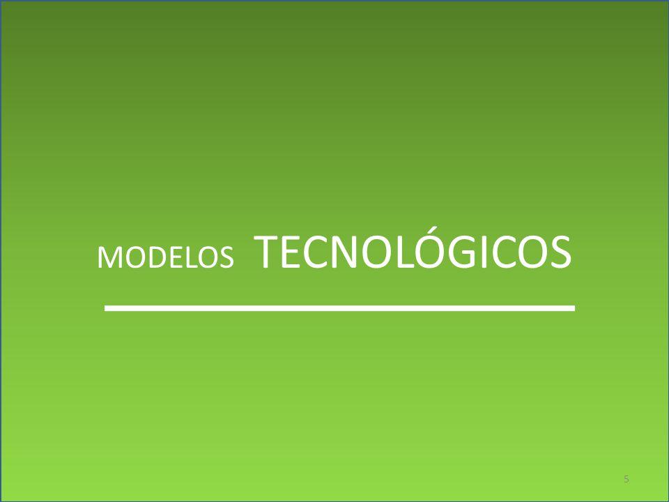 MODELOS TECNOLÓGICOS 5