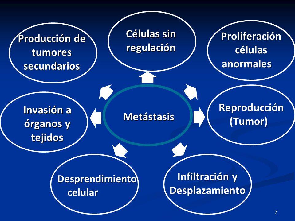 El concepto de vigilancia inmunológica fue propuesto para explicar como el sistema inmunitario controla el desarrollo de tumores.