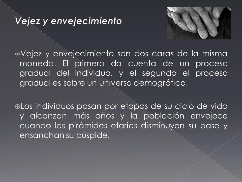 A la vejez se le relaciona con la enfermedad, la decadencia física y mental, la discapacidad, la inutilidad social, la insuficiencia, la obsolescencia, la rigidez, y en el peor de los casos con la muerte (González y Herrera, 2009).