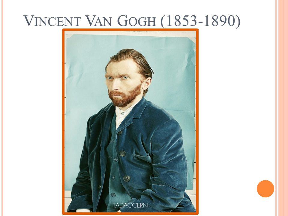 En 1880 decide convertirse en pintor.