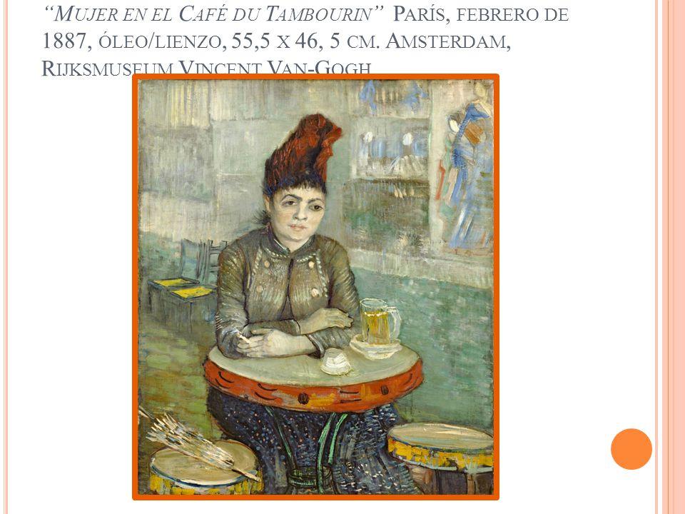V INCENT V AN G OGH (1853-1890) Período de Arles (febrero de 1888-mayo de 1889).