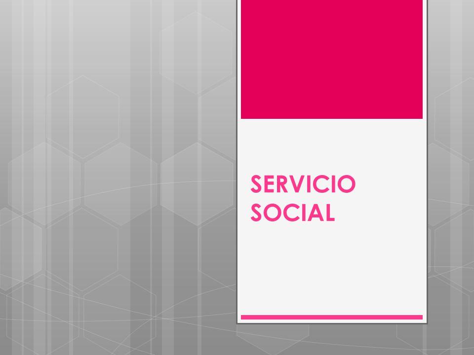 ¿Qué es el Servicio Social.Es una actividad temporal y obligatoria.