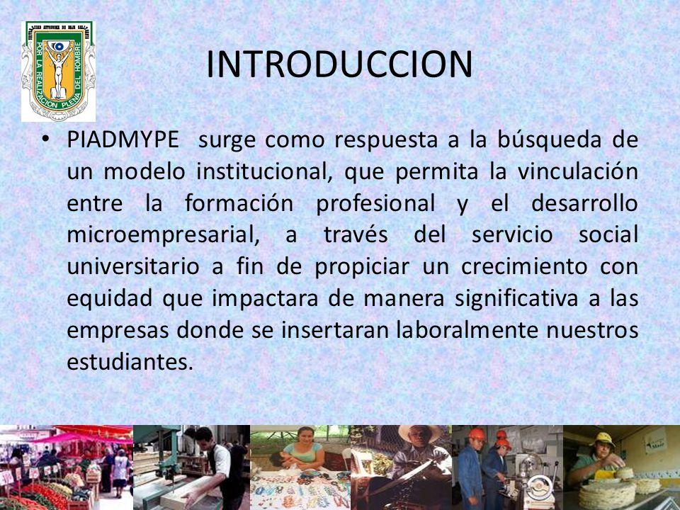 OBJETIVO Destacar los beneficios que el servicio social profesional ha logrado en las empresas del Valle de San Quintín, como consecuencia de la integración profesional del alumno que ha participado como prestador de servicio social.