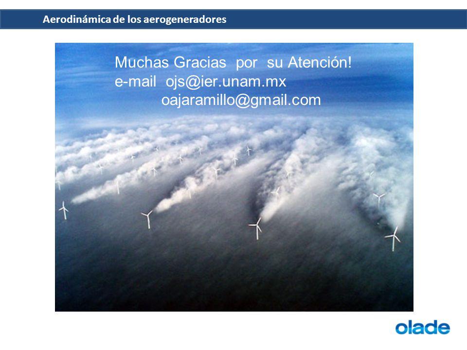 Muchas Gracias por su Atención! e-mail ojs@ier.unam.mx oajaramillo@gmail.com