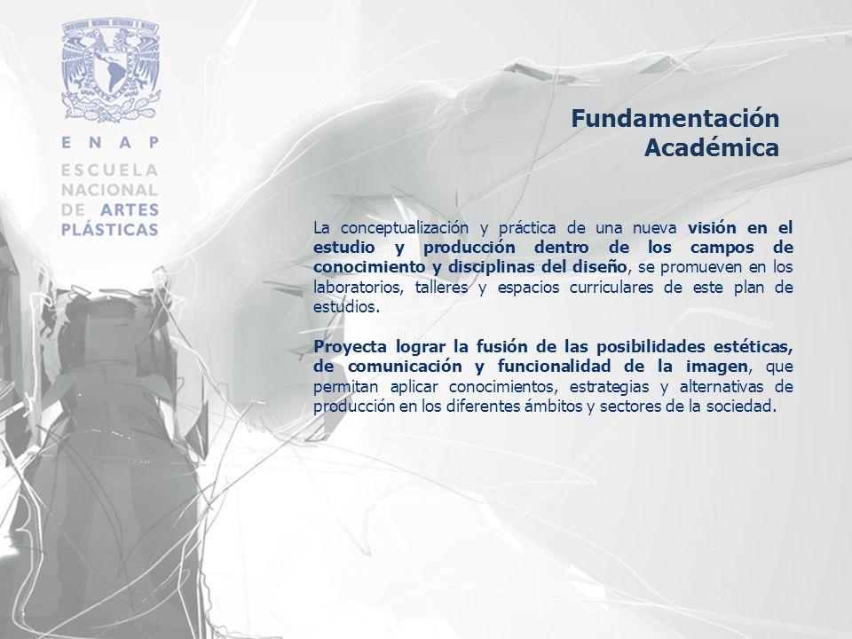 La conceptualización y práctica de una nueva visión en el estudio y producción dentro de los campos de conocimiento y disciplinas del diseño, se promu