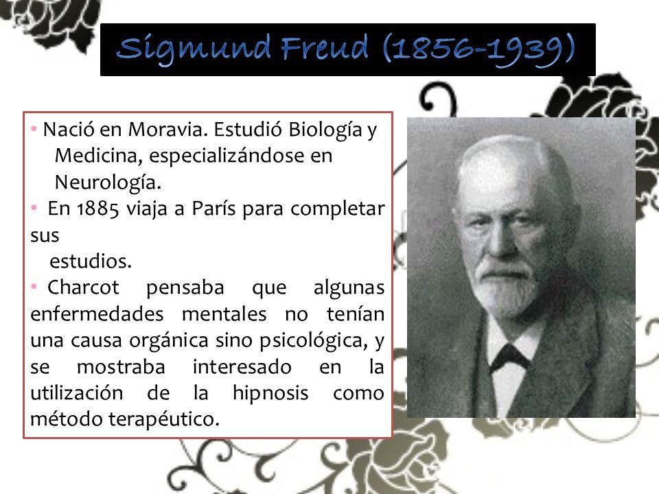 Nació en Moravia. Estudió Biología y Medicina, especializándose en Neurología. En 1885 viaja a París para completar sus estudios. Charcot pensaba que