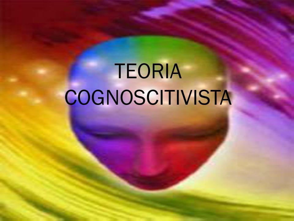 TEORIA COGNOSCITIVISTA