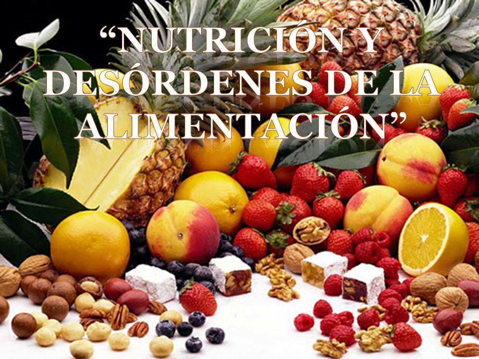 La nutrición es el proceso biológico en el que los organismos asimilan los alimentos y los líquidos necesarios para el funcionamiento, el crecimiento y el mantenimiento de sus funciones vitales.