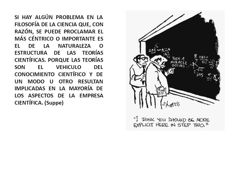 LA CIENCIA AFIRMA COSAS ACERCA DEL MUNDO.