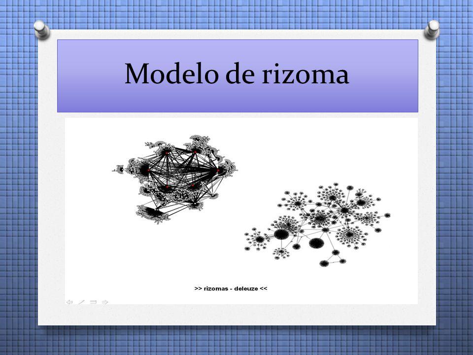 Modelo de rizoma