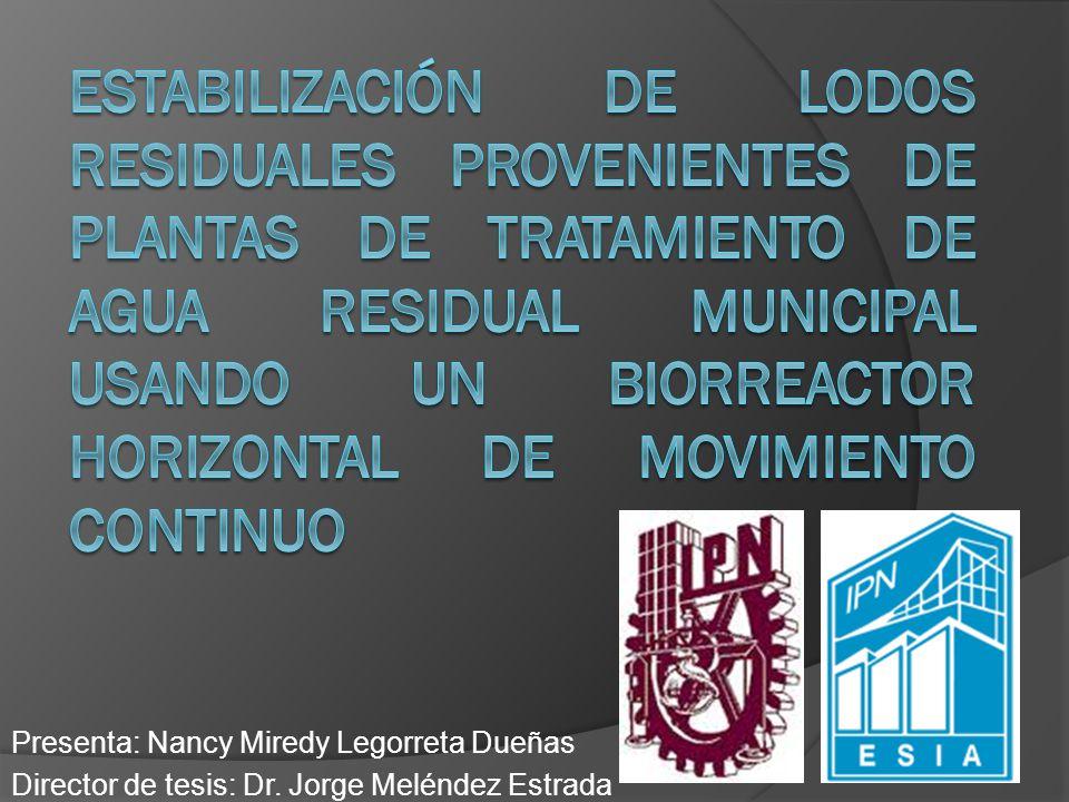 Presenta: Nancy Miredy Legorreta Dueñas Director de tesis: Dr. Jorge Meléndez Estrada
