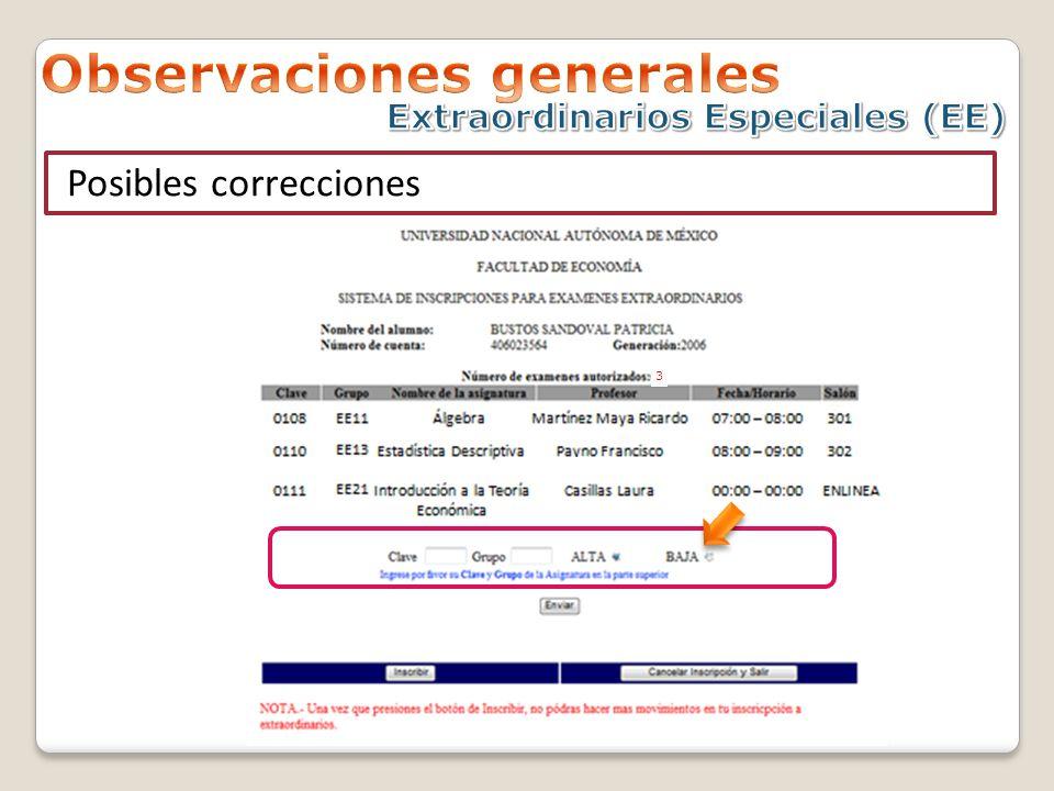 0108 EE11 3 Posibles correcciones