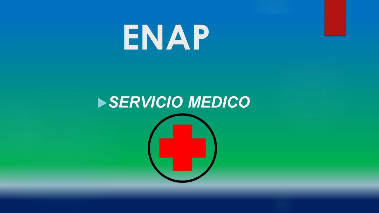UNAM ENAP DGSM IMSS SSERVICIO MEDICO