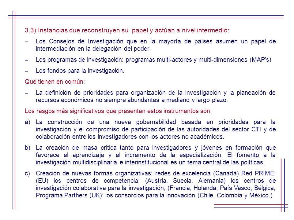 4) La década de los noventa: una introducción a la incorporación de las nuevas tendencias en México.