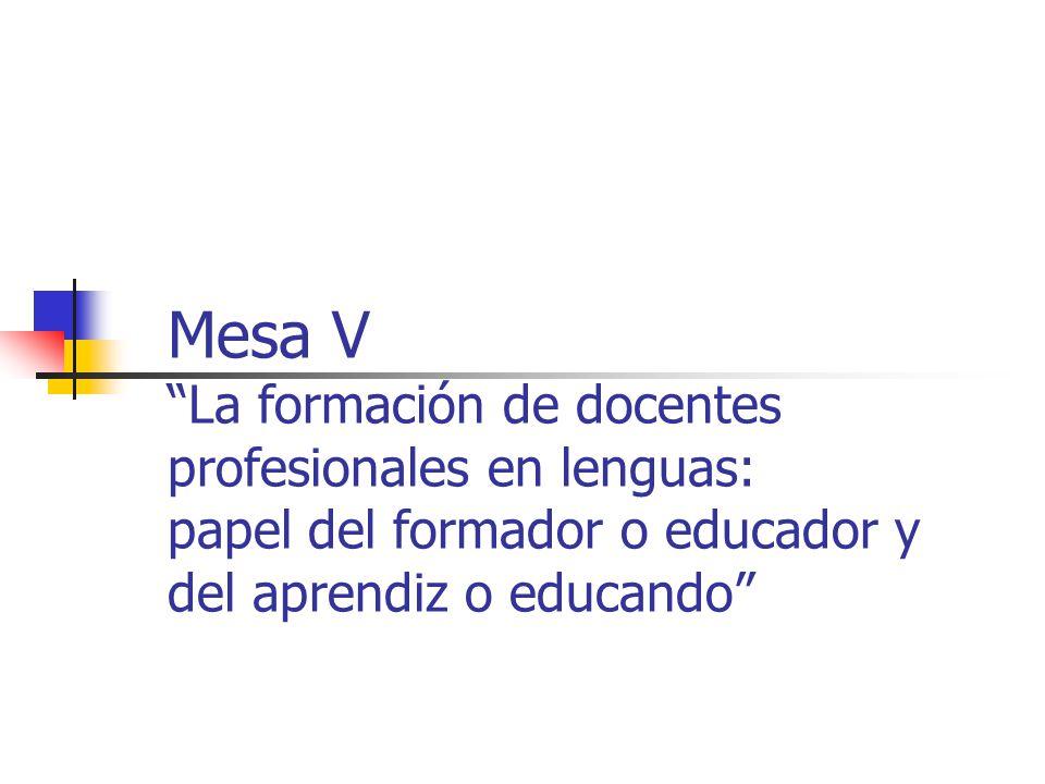Formación continua a distancia para profesores de lenguas: Una experiencia.