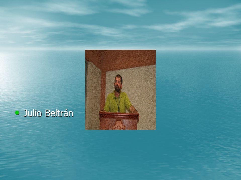 Julio Beltrán Julio Beltrán