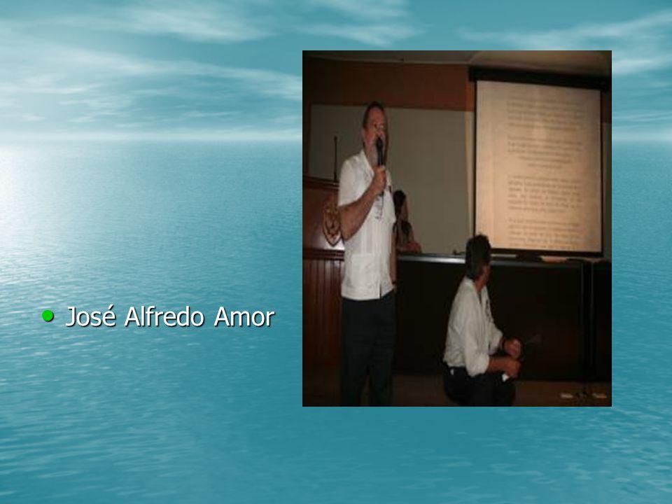 José Alfredo Amor José Alfredo Amor
