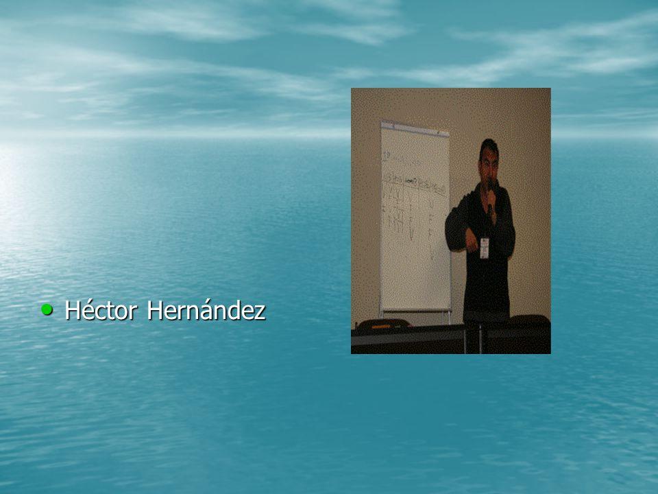 Héctor Hernández Héctor Hernández