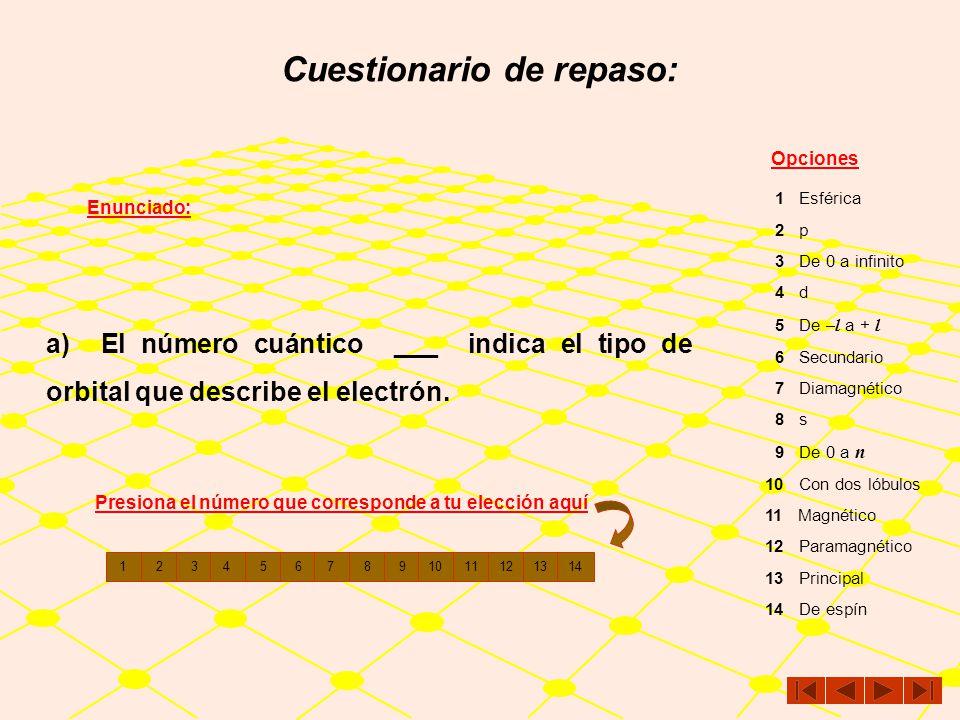 DIAMAGNETISMO Y PARAMAGNETISMO Cuando en una sustancia todos los orbitales contienen dos electrones apareados (), se observa que al colocar dicha sust