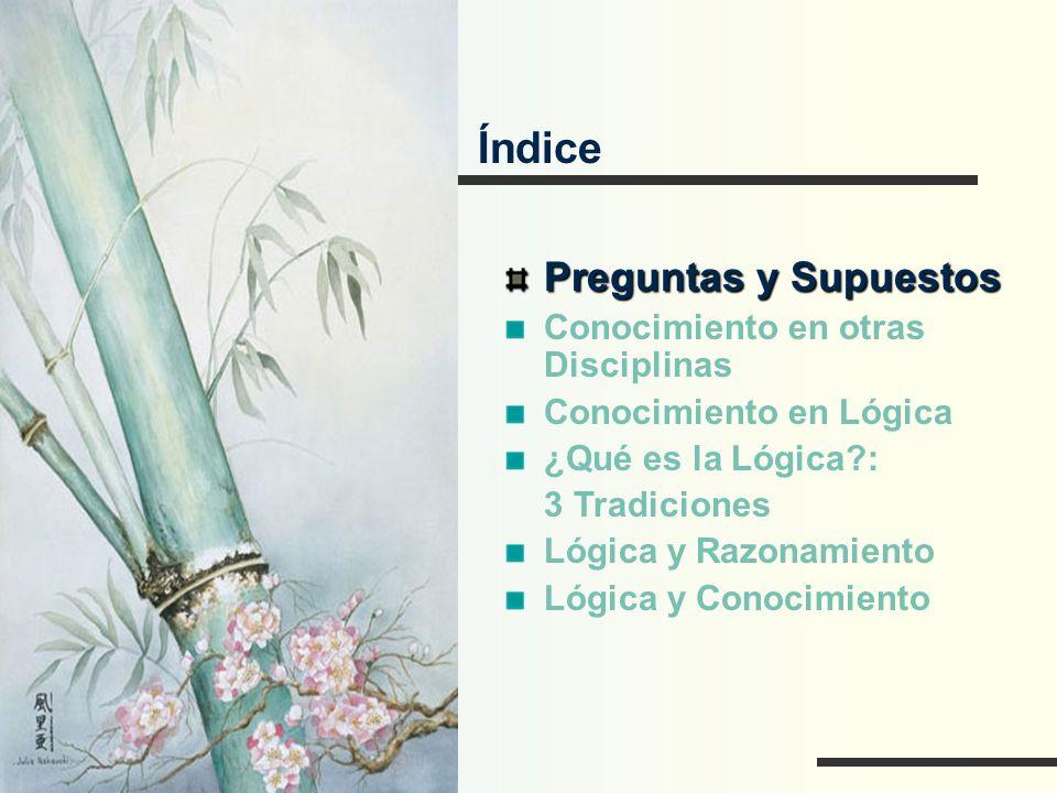 Lógica y Conocimiento Axiomática Dialéctica ProcedimentalCognitiva La Lógica Hoy