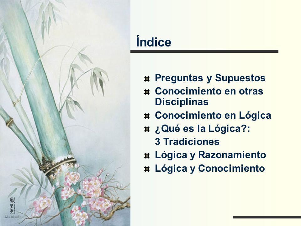 Deducción Hay dos tipos de lógica, la deductiva y la inductiva.