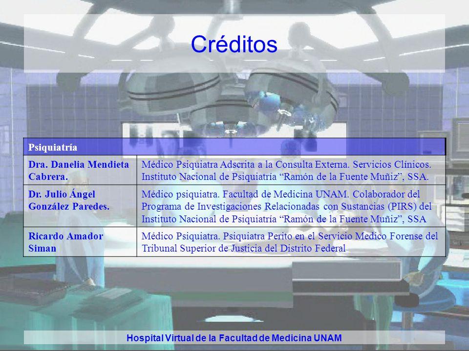 Hospital Virtual de la Facultad de Medicina UNAM Créditos Pediatría Dr. Carlos LealOncólogo Pediatra. Instituto Nacional de Pediatría, SSA Dr. Juan Ve