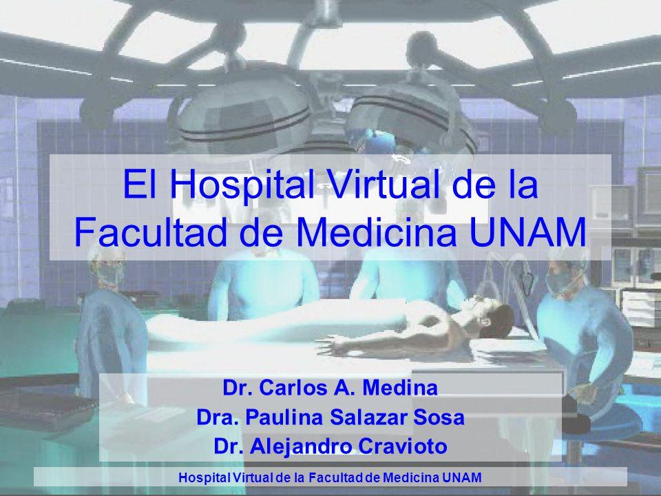Hospital Virtual de la Facultad de Medicina UNAM Créditos Neumología Dr. Luis Torre BouscouletMédico adscrito. Instituto Nacional de Enfermedades Resp