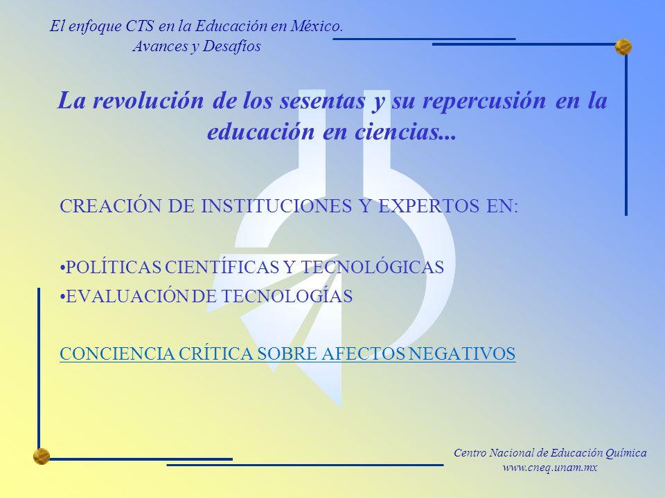 Centro Nacional de Educación Química www.cneq.unam.mx MUCHAS GRACIAS Ma.