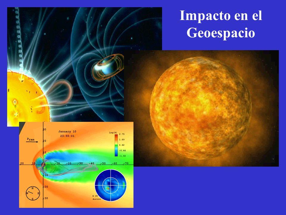 Impacto en el Geoespacio