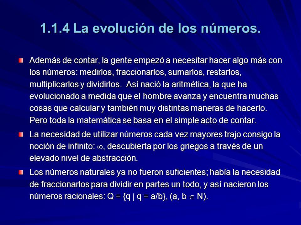 1.1.8 Conversión de números enteros de un sistema a otro.