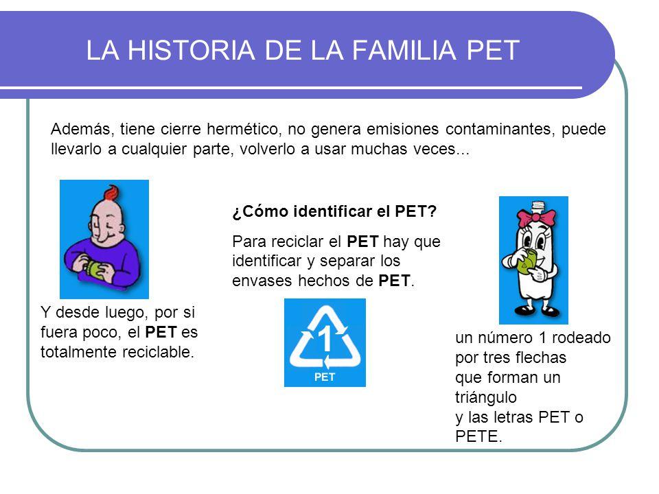 ¿Qué hacer para reciclar el PET.