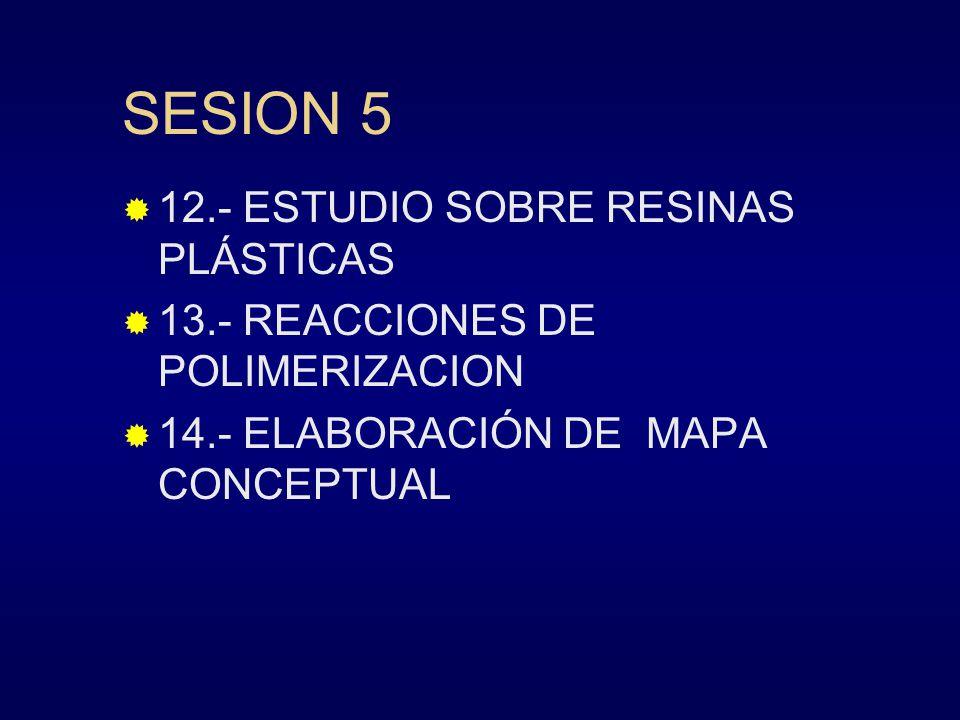 12.- ESTUDIO SOBRE RESINAS PLÁSTICAS RESINA.- TERMINO GENÉRICO DE LAS GOMAS QUE FLUYEN DE DIVERSAS PLANTAS POR INCISIÓN.