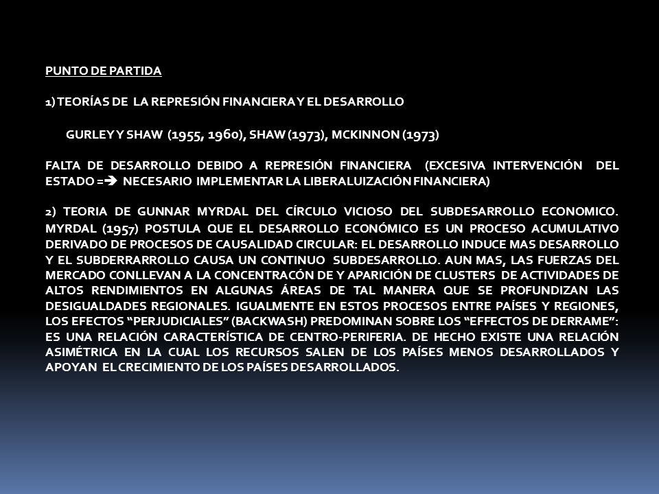 Edgar Ortiz Ph.D. Dissertation, University of Wisconsin, 1977 FINANCIAL INTERMEDIACION AND FINANCIAL INTEGRACION IN DEVELOPING NATIONS: THE CASE OF ME