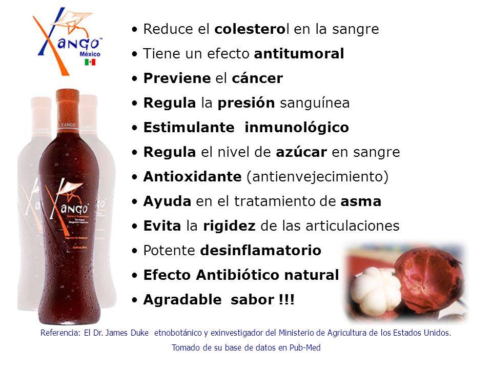 Reduce el colesterol en la sangre Tiene un efecto antitumoral Previene el cáncer Regula la presión sanguínea Estimulante inmunológico Regula el nivel