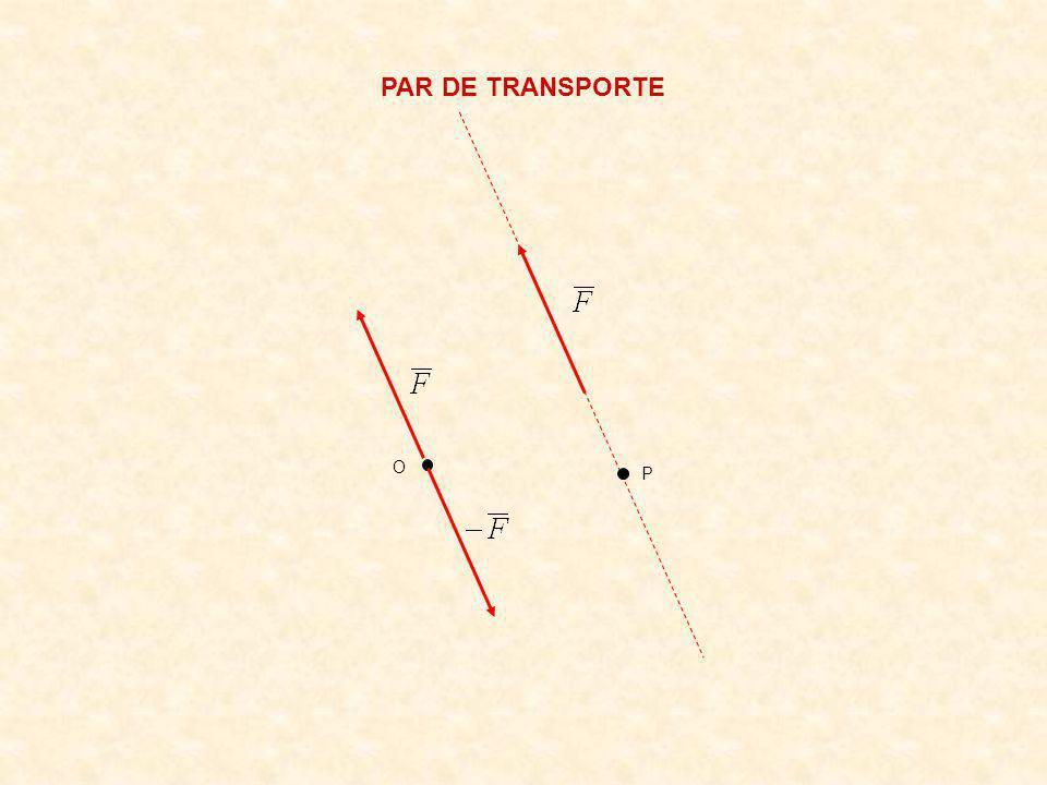 P O PAR DE TRANSPORTE