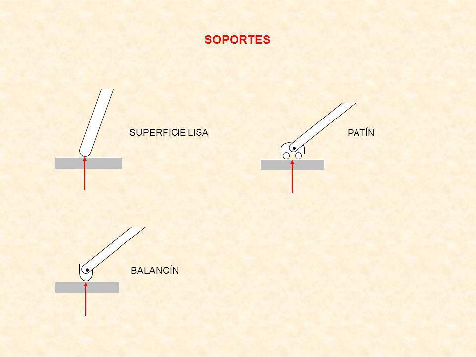 SOPORTES BALANCÍN PATÍN SUPERFICIE LISA