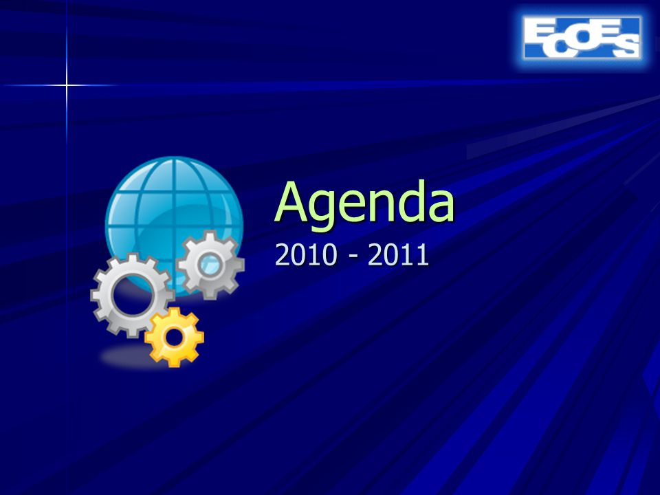 Agenda 2010 - 2011