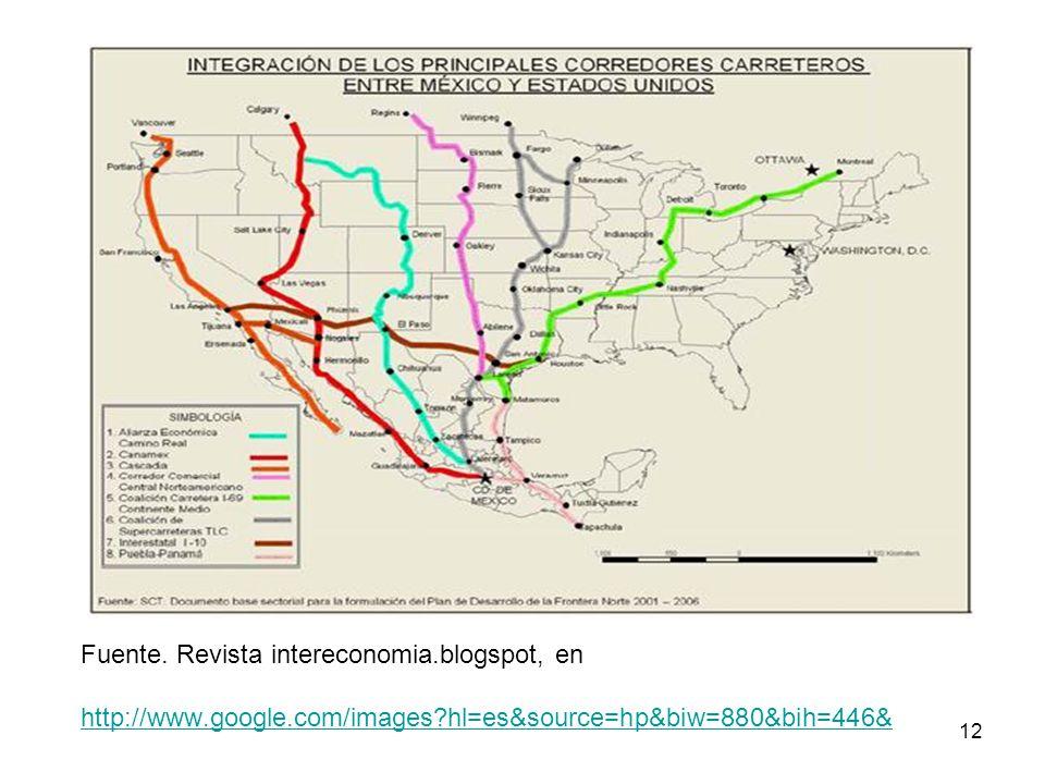 12 Fuente. Revista intereconomia.blogspot, en http://www.google.com/images?hl=es&source=hp&biw=880&bih=446& http://www.google.com/images?hl=es&source=