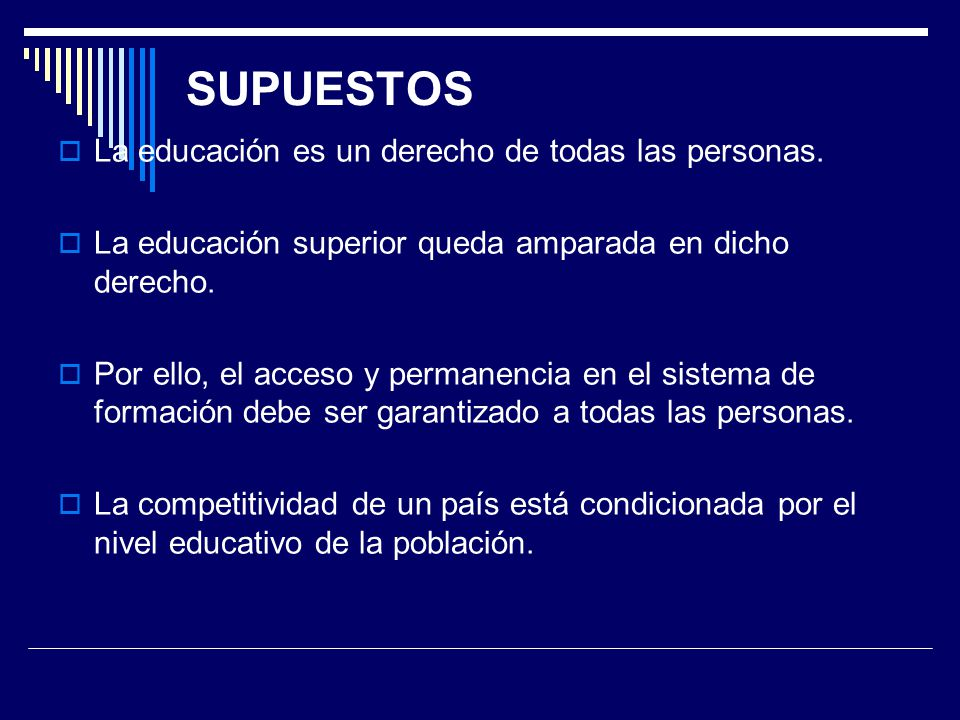 PROCESO DE DIFERENCIACION La nueva entidad debía establecer su propia identidad diferenciándose de la universidad convencional.