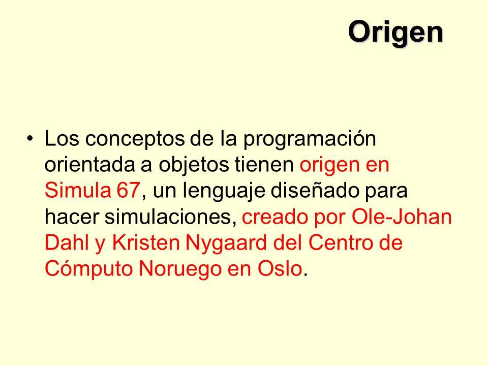 Diferencias con la programación estructurada Las principales diferencias entre la programación estructurada y la orientada a objetos son: La programación orientada a objetos es más moderna, es una evolución de la programación estructurada La programación orientada a objetos se basa en lenguajes que soportan sintáctica y semánticamente la unión entre los tipos abstractos de datos y sus operaciones (a esta unión se la suele llamar clase)..La programación orientada a objetos incorpora en su entorno de ejecución mecanismos tales como el polimorfismo y el envío de mensajes entre objetos.