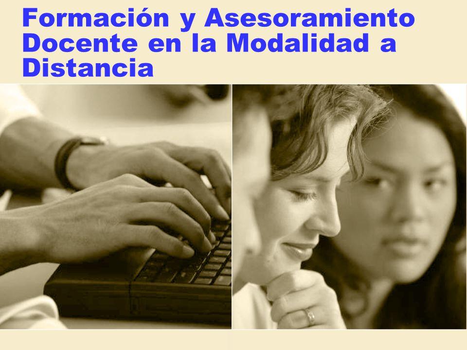 Rol del Facilitador en la Educación a Distancia (...)Los instructores deben poner atención particularmente en la promoción de las comunicaciones, la interactividad y la colaboración entre estudiantes.