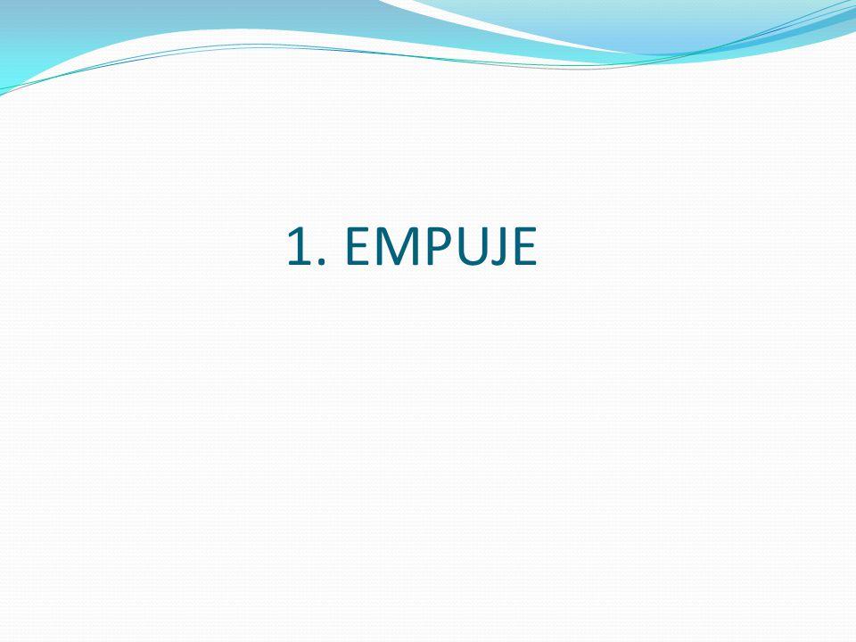 1. EMPUJE