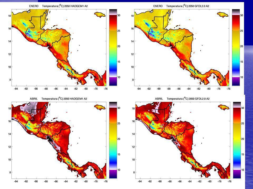 Escenarios de Cambio Climático para México. 10 Km. x 10 Km http://www.atmosfera.unam.mx/editorial/atmosfera/acervo/vol_24_1/contenido_24_1.html http:/